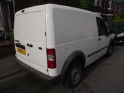 Запчасти  Ford Transit Conect 2002-2013    ж